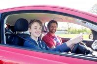 Mala šola vožnje kaže izjemen uspeh