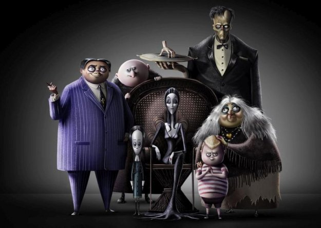 Pri Addamsovih (The Addams Family)