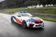 To je novi varnostni avtomobil v Moto GP-ju