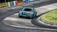 Porsche Taycan je najhitrejši legalni EV
