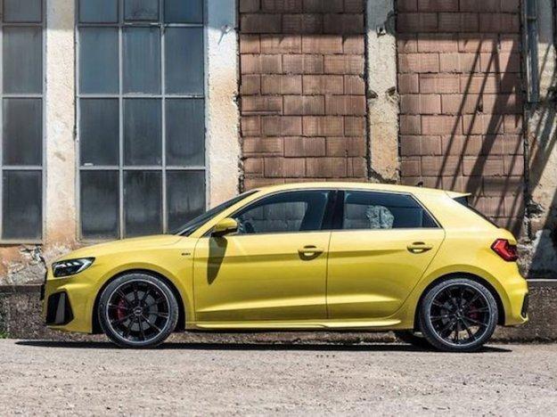 Audi S1, ki to uradno ni