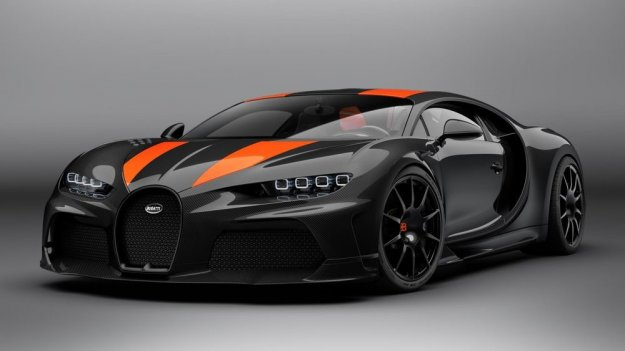 Bugatti Chiron Super Sport 300+ je že na voljo