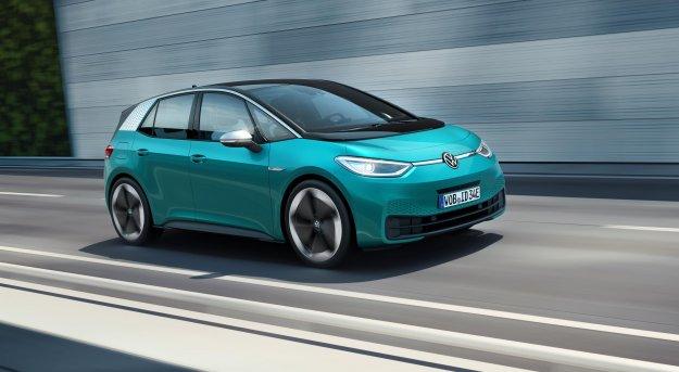 Veliko razkritje: Volkswagen ID 3