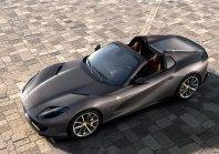 Ferrari 812 GTS: V12 brez strehe se vrača!