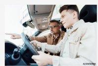 Prvič na študij in za volanom na daljši poti?