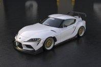 Zopet nova izvedba Toyote Supre GR