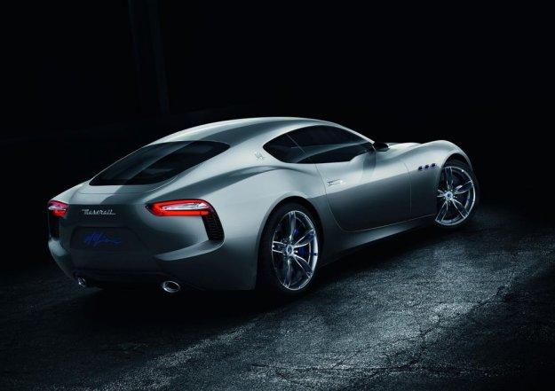 Maseratije prihodnosti bodo poganjali Ferraijevi sklopi
