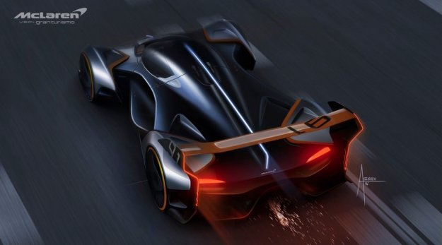Še pred premiero: McLaren BC-03