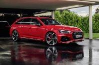Agresivnejši Audi RS4 Avant za leto 2020