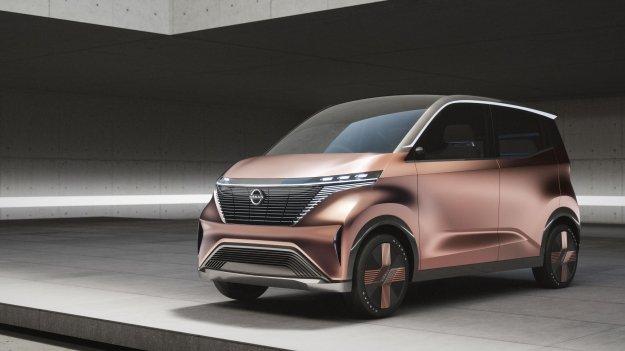 Nissan IMK nadaljuje električno zgodbo japonske znamke