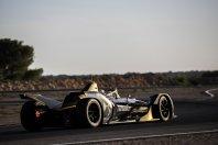 Novi DS Techeetah Formula E dirklanik