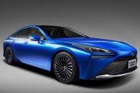 Toyota Mirai – iz grdega račka v laboda