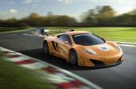 McLaren in CRS Racing z GT3
