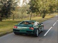 Odlični Ferrari F355 Berlinetta še brez rezervacije