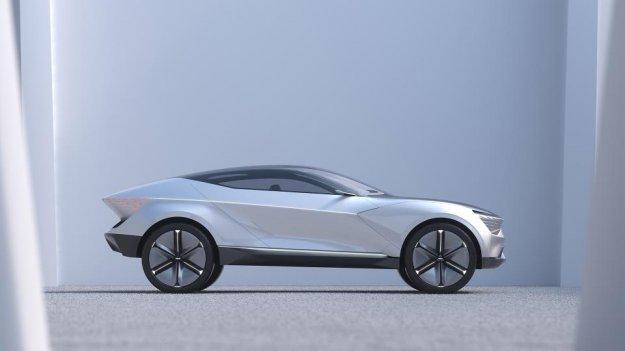 Kia Futuron prikazuje prihodnost električnih SUV-jev