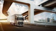 Partnerstvo med Volvom in Isuzujem