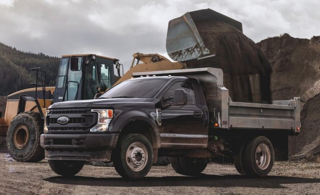 Za resne orjake: Ford Super Duty 2020