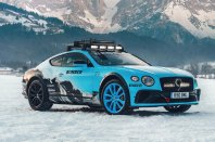 Enkratni Bentley Continental GT W12