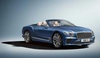 Etalon brezstrešnega prestiža: Bentley Continental GT Mulliner Convertible
