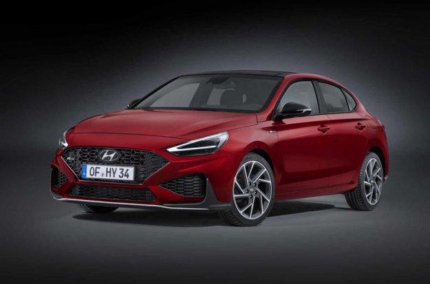 Medživljenjska osvežitev za Hyundaija i30
