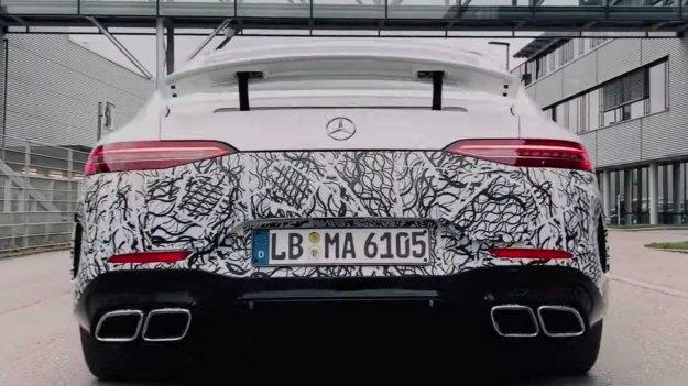 Mercedes-AMG GT 73 priključni hibrid