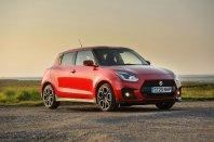 Suzuki Swift Sport je po novem hibrid