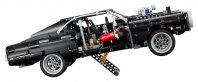 Lego Technic: Bi sestavili hitrega in drznega Chargerja?