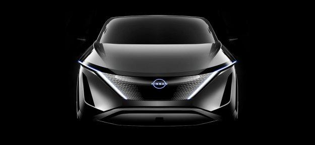 Nissanov novi koncept ja Ariya