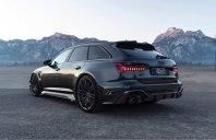 Audi RS6 s pospeški McLarna 570S