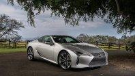 Osveženi Lexus LC