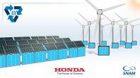 Honda za drugo življenje rabljenih baterij
