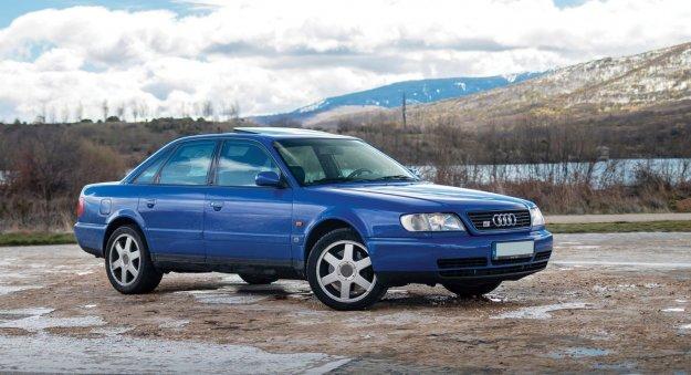 Za zbiratelje: Izredno redki Audi S6 Plus