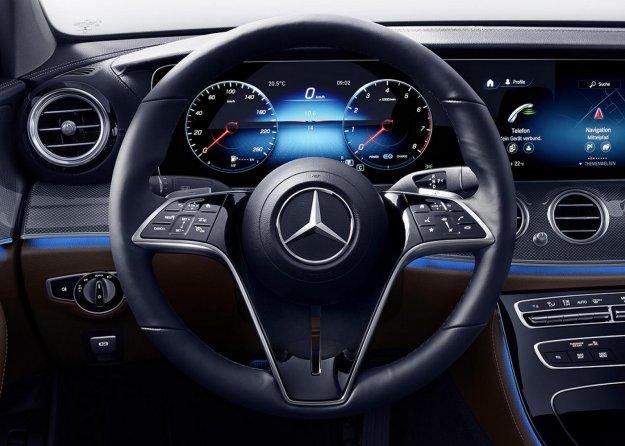 Mercedesov pametni volan