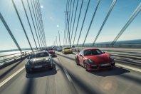 Sanjskih Top 10 in Porsche na vrhu