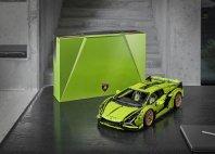 Lego Technic: Lamborghini Sian je vendarle lahko vaš!