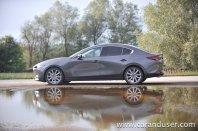 Mazda 3 končno s turbo motorjem