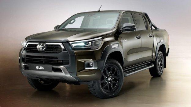 Toyota Hilux 2020: sve� obraz in nov motor