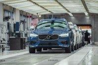Volvo na Kitajskem že popolnoma iz obnovljivih virov
