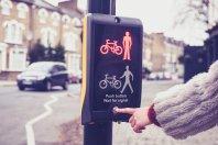 Kako nepazljivi so kolesarji?