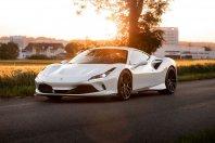 Novitecov Ferrari F8 Tributo