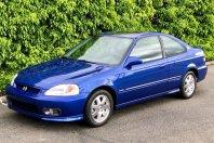 Honda Civic z nepričakovano visoko ceno