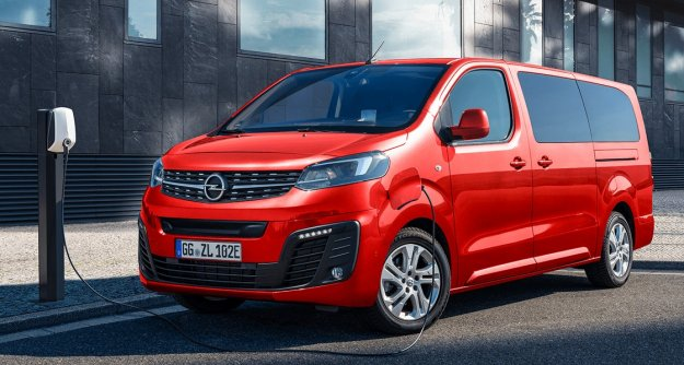 Novi elektri?ni Opel Vivaro-e Life