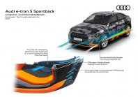 Kako so zasnovali aerodinamiko e-trona S