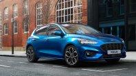 Hibridni motorji za osveženega Forda Focusa