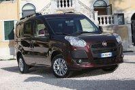 Fiat Doblo na prodajnih policah