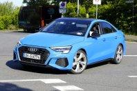 Prihajajoči Audi S3 brez krinke