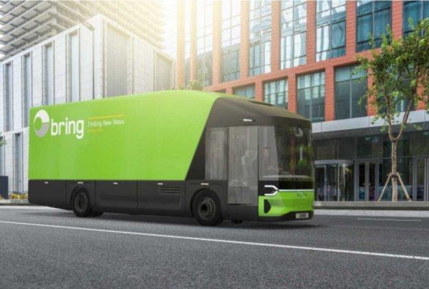 Skandinavija bo pionir elektri?nih tovornjakov