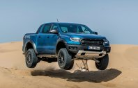 Ranger Raptor na doma?ih tleh s prisilno polnjenim V6 bencinarjem!
