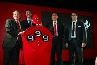 999 lastnikov Ferrarijev na Kitajskem