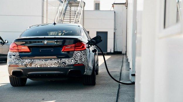 Potrjeno: Prihajata električna BMW serije 5 in 7